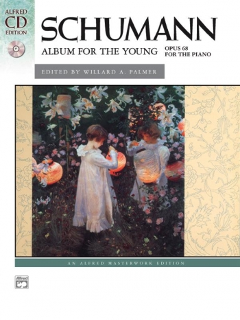 Album For The Young: Piano (Alfred)