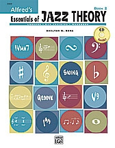Alfred's Essentials Of Jazz Theory: Book 2 Book & CD
