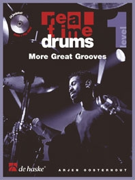 Real Time Drums: Level 1: More Great Grooves