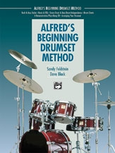 Alfred's Beginning Drumset Method: Book Only