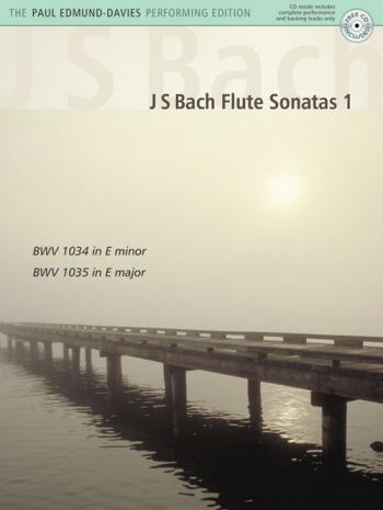 Flute Sonatas Vol.1: Flute & Piano Book & CD (Mayhew)