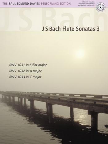Sonatas Vol 3: Flute & Piano Book & CD (Mayhew)