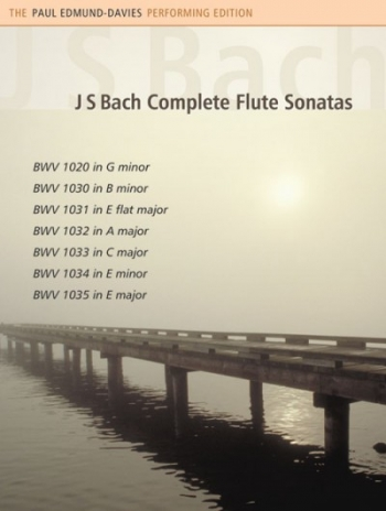 Sonatas Complete: Flute & Piano Book & CD (Mayhew)