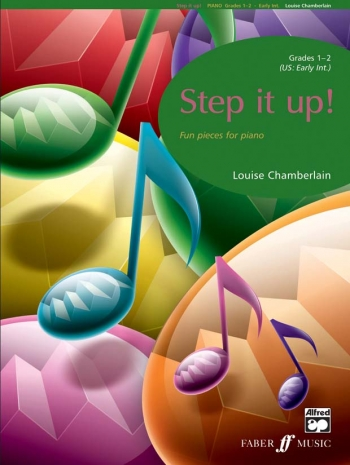 Step It Up: Grade 1-2: Piano