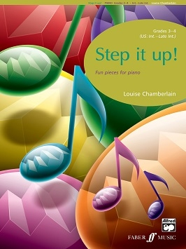 Step It Up: 3-4: Piano