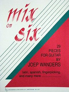 Mix On Six: Op29: Guitar