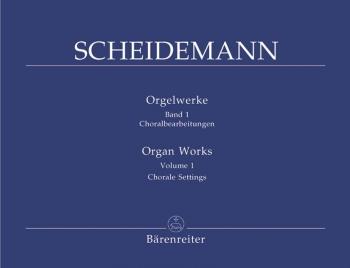 Chorale Settings: Vol.1: Organ  (Barenreiter)