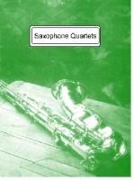 Sax In The City: Saxophone Quartet