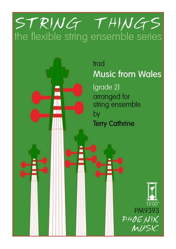 String Things - Music From Wales - String Ensemble - Score And Parts - Grade 2