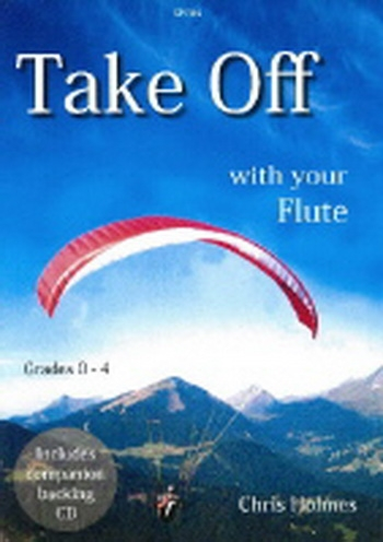 Take Off: Flute: Book & Cd