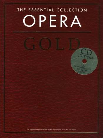 Opera Essential Collection Gold: Piano