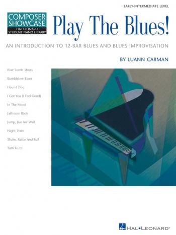 Hal Leonard Composer Showcase: Play The Blues