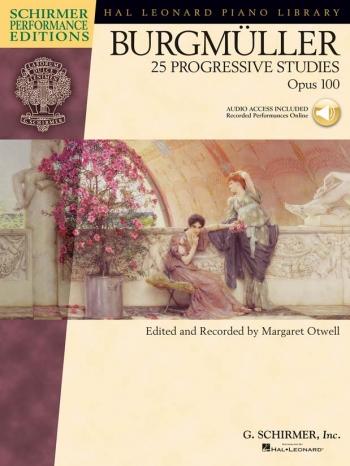 25 Progressive Pieces Op100: Piano (Hal Leonard)