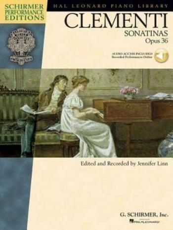 Sonatinas: Op.36: Piano Solo