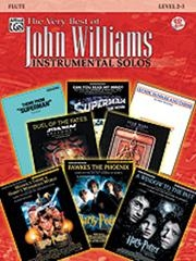 Very Best Of John Williams: Flute: Book & CD