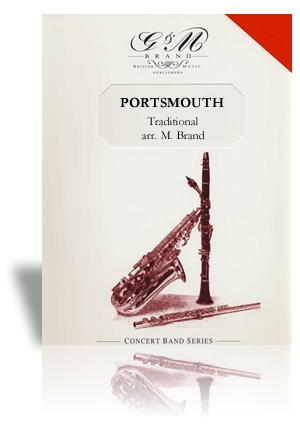 Porstmouth: Concert Band: Score & Parts (brand)