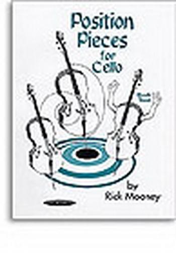 Position Pieces: 2: Cello