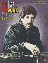 14 Jazz and Funk Etudes: C Instruments: Book & CD