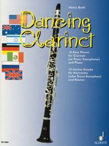 Dancing Clarinet: Clarinet & Piano