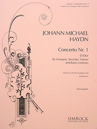 Concerto No 1 In D: Trumpet & Piano