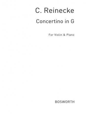 Concerto G: Violin and Piano