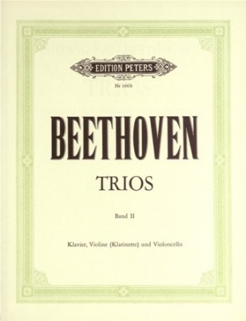 Beethoven: Piano Trio: Sc and Pts