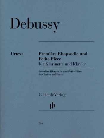 Premiere Rhapsodie: Clarinet & Piano (Henle)