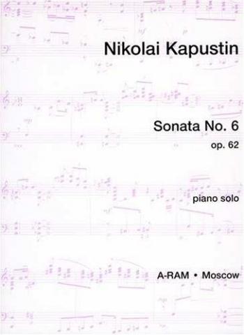 Sonata No.6 Op.62: Piano (Aram)