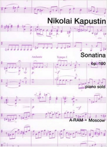 Sonatina: Op.100: Piano