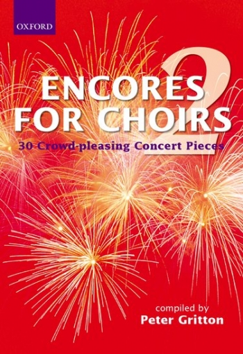 Encores For Choirs 2: Vocal SATB