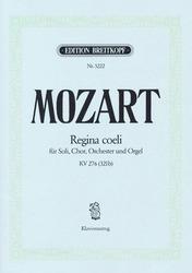 Regina Coeli: 276: Vocal Score (Breitkopf)