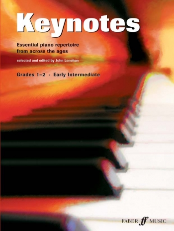 Keynotes: Grade 1-2: Early Intermediate: Piano