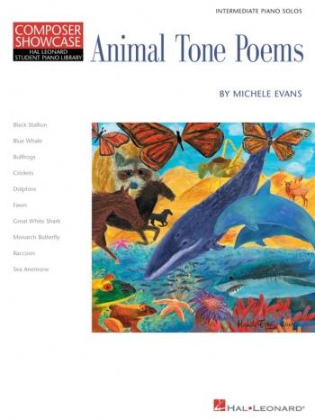 Composer Showcase: Animal Tone Pictures: Intermediate Piano