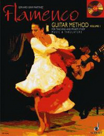 Graf: Martinez: Vol 1: Flamenco Guitar Method