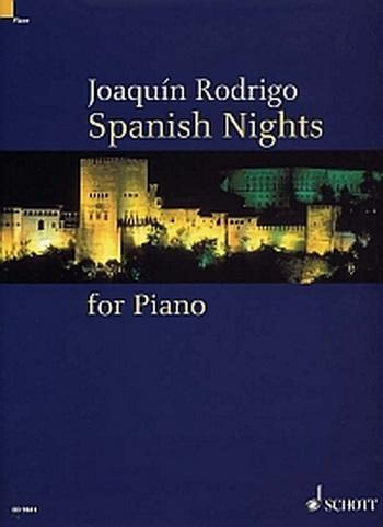 Spanish Nights: Piano (Schott Ed)