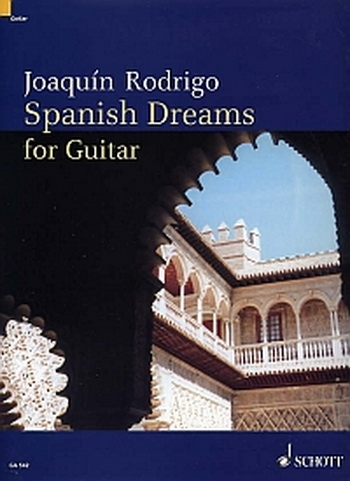 Spanish Dreams : Guitar