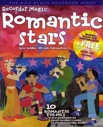 Recorder Magic: Romantic Stars: Recorder Ensemble