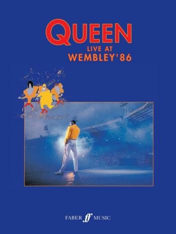 Queen: Live At Wembley '86: Piano Vocal Guitar