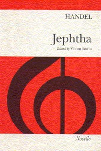 Jephtha: Vocal Score