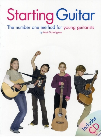 Starting Guitar: Young Guitarists