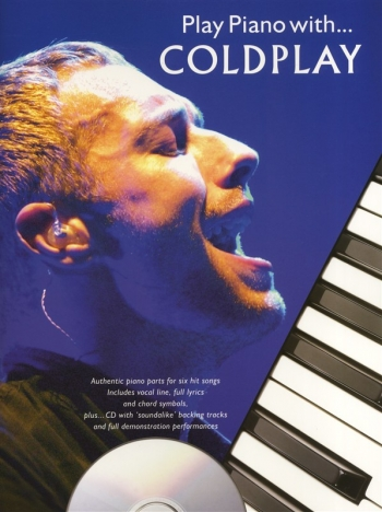 Play Piano With Coldplay - Bk&cd
