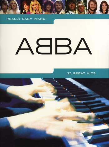 Really Easy Piano: Abba
