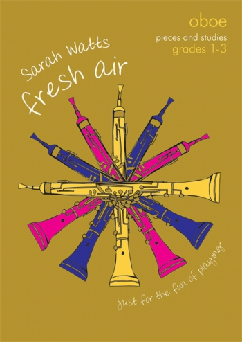 Fresh Air: Pieces And Studies: Grade 1-3: Oboe & Piano