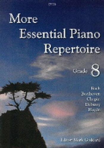 More Essential Piano Repertoire: Grade 8: Piano