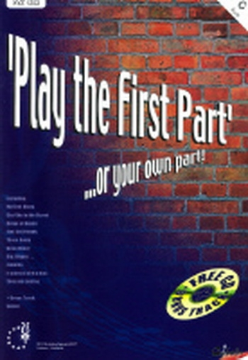 Play The First Part: Flute: Book & CD