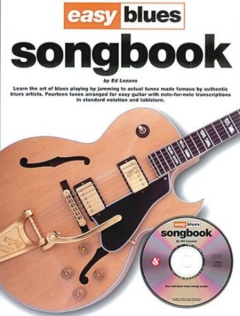 Easy Blues Songbook: Guitar