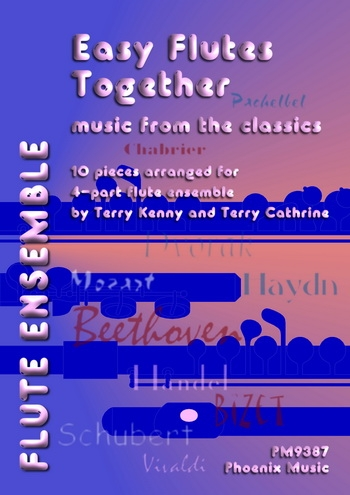 Easy Flutes Together: Music From The Classics