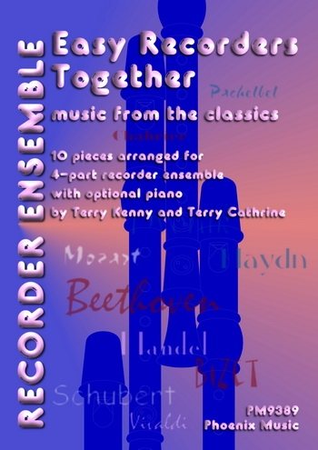 Easy Recorders Together: Music From The Classics: Recorder Ensemble