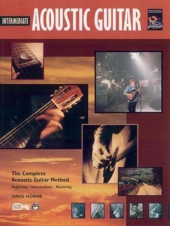 Intermediate Acoustic Guitar: Book & CD