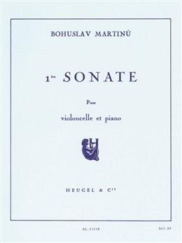 Sonata: No.1: Cello & Piano